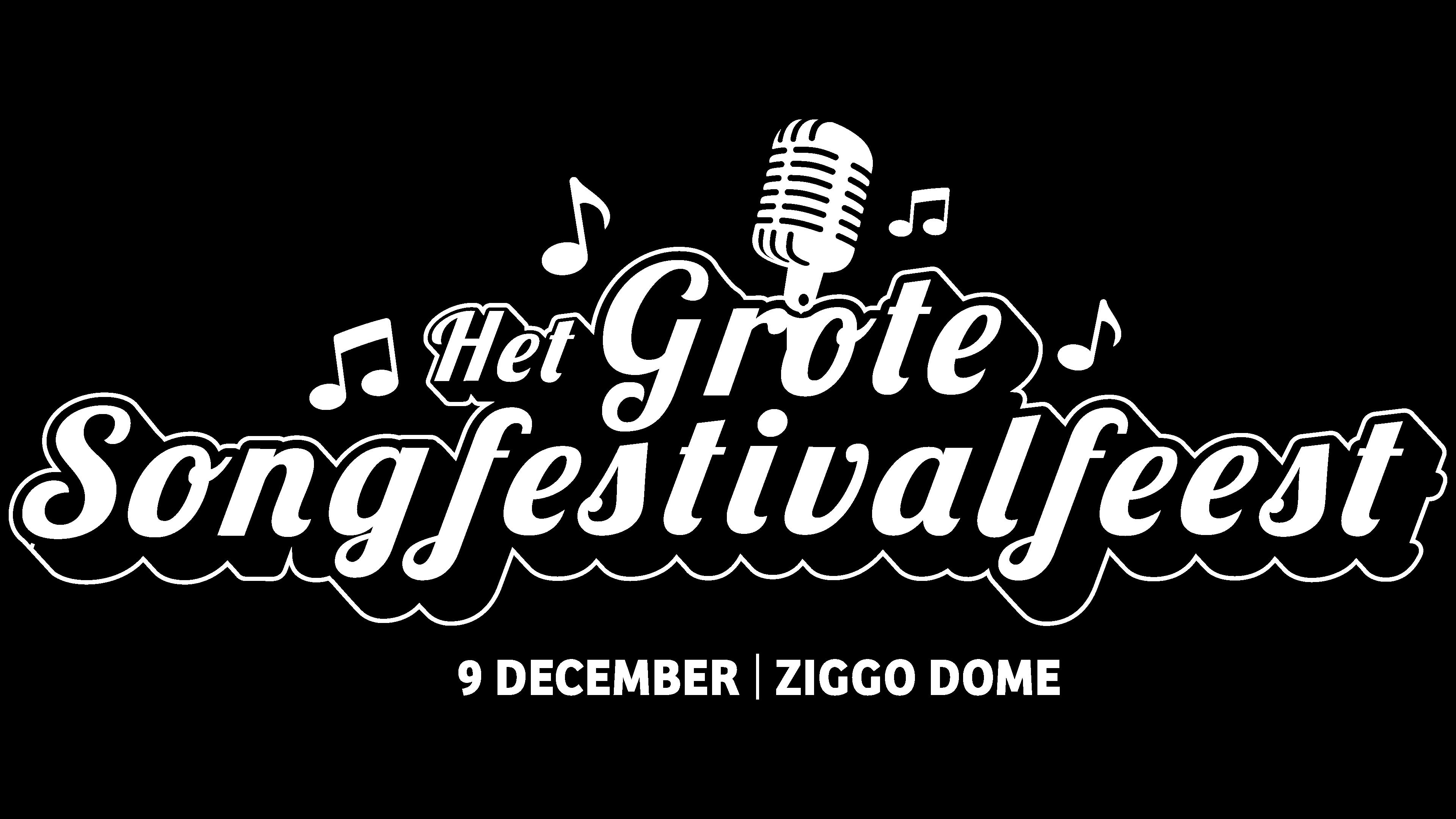 Het Grote Songfestival Logo