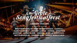 Het Grote Songfestivalfeest banner